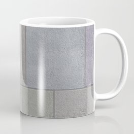Tree on Concrete Paving Coffee Mug