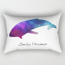 Lonely Dreamer 6 Rectangular Pillow