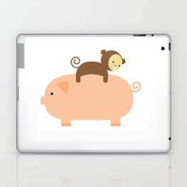 Baby Monkey Laptop & iPad Skin