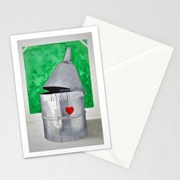Tin Man Stationery Cards