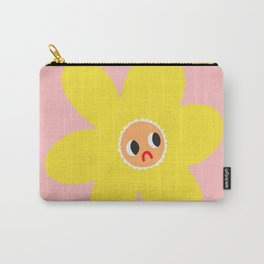 Sad Flower Carry-All Pouch