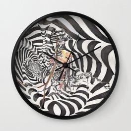 Manada post-mortem Wall Clock