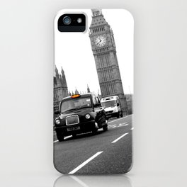 taxi iPhone Case