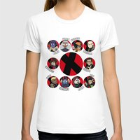 xmen T-shirts featuring Xmen Evolution - Team Xmen by TMNT-Raph-fan