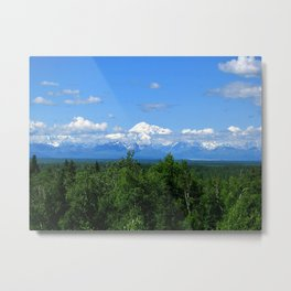 Denali, The Great One Metal Print