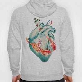 Koi heart Hoody