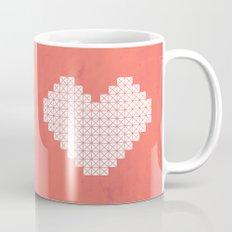 Heart X Red Mug