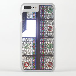 Open Window - Notre Dame Cathedral, Paris 2015 Clear iPhone Case