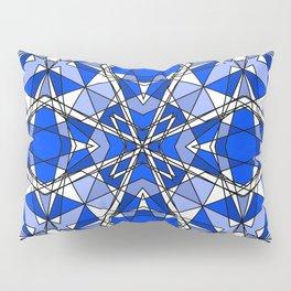 Blue Sapphire Pillow Sham