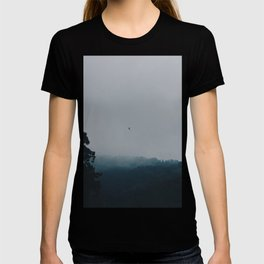 In the mists of mountains T-shirt
