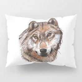 loup y es tu? Pillow Sham