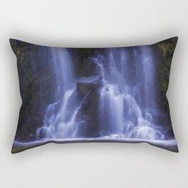 Dreamy Waterfall Rectangular Pillow