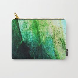 STORMY MINT AND GREEN v2 Carry-All Pouch