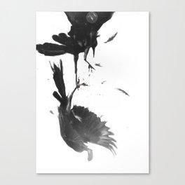 scortch Canvas Print