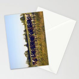 Cows In The Country II Stationery Cards