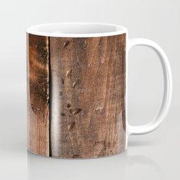 Natural Wood Boards Coffee Mug