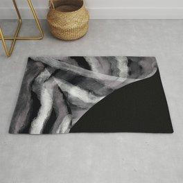Elegant Abstract Rug