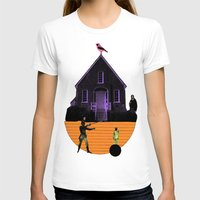 house T-shirts featuring HOUSE by MAR AMADOR