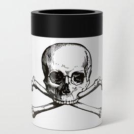 Skull and Crossbones | Jolly Roger Can Cooler