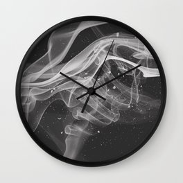 Smoke & Ash Wall Clock