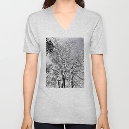 The Trees - As Old as Time Unisex V-Neck