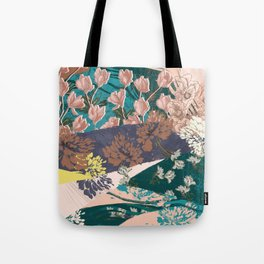 Flower Textures 03 Tote Bag