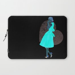 Hearts on Fire Laptop Sleeve