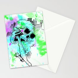 Skater Deadication Stationery Cards