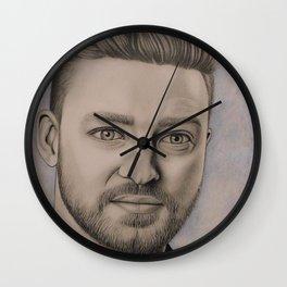 #JTDAYONES Wall Clock