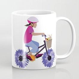 Summer Bike Ride Coffee Mug