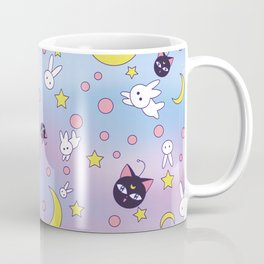 Chibiusa's Pattern Coffee Mug