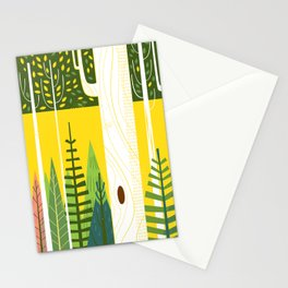 Joyful Trees Stationery Cards