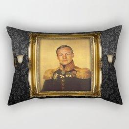 Neil Armstrong - replaceface Rectangular Pillow