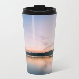 Dusk and reflections Travel Mug
