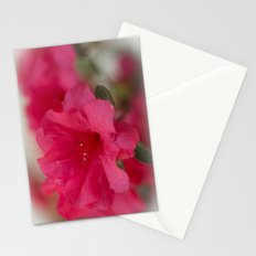 Pink Azalea  Stationery Cards