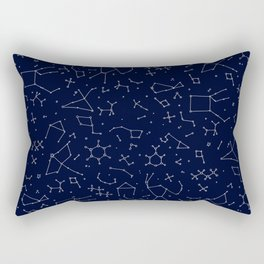 Chemicals and Constellations Rectangular Pillow