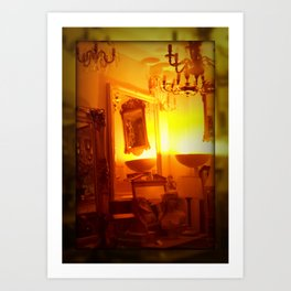 The Emporium. Art Print