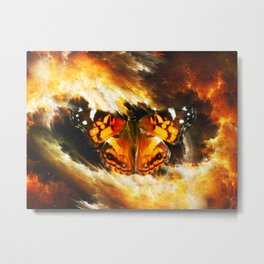 The nectar of the universe Metal Print