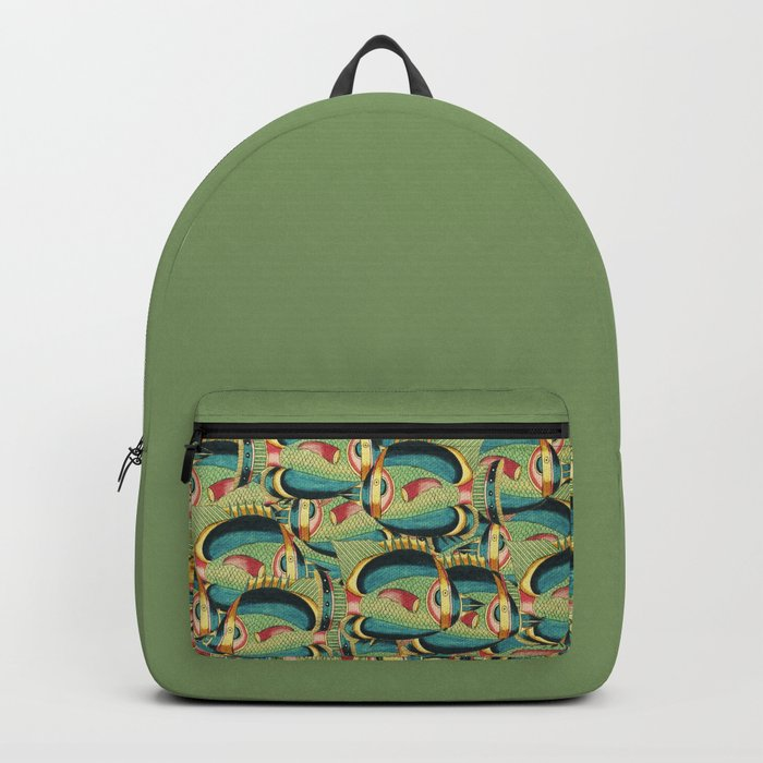 Crowd Fish 6 Backpack