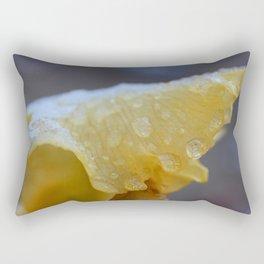 Frozen Veins Rectangular Pillow