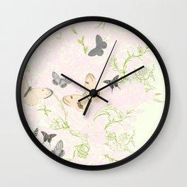 TheFlourishing Wall Clock