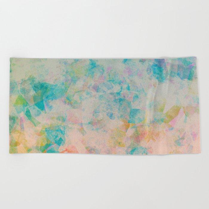 Camouflage XXXXI Beach Towel