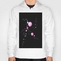 planets Hoodies featuring Planets by Brian Raggatt