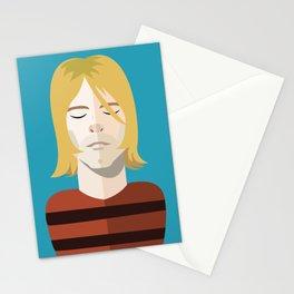Dead Celebs Volume 1: Kurt Stationery Cards