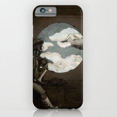 Aviator Girl (Steampunk) iPhone 6s Slim Case
