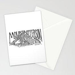 Mount Jefferson Stationery Cards