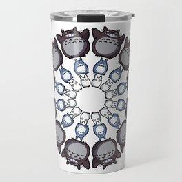 Anime Mandala Travel Mug