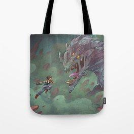 Mako Mori Tote Bag