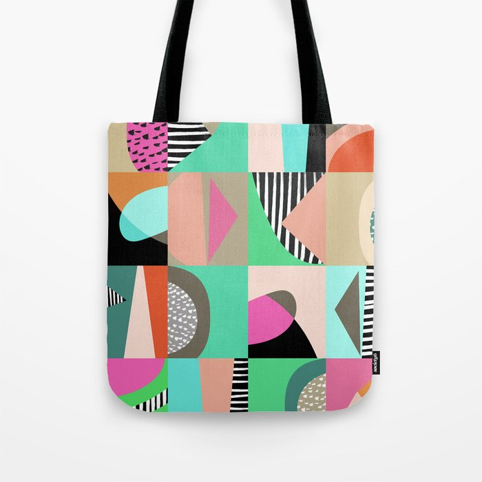 Naive VIII Tote Bag