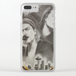 Frances Farmer Will Have Her Revenge On Seattle Clear iPhone Case
